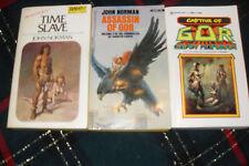 An Assortment of JOHN NORMAN novels