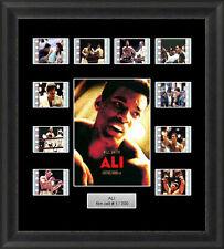 Ali Framed 35mm Film Cell Memorabilia Filmcells Movie Cell Presentation