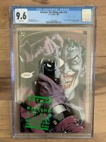 Batman: Killing Joke 1st Print CGC 9.6 White Pages JOKER BARBARA GORDON BATGIRL