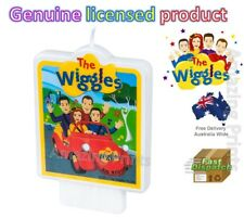 The Wiggles Candle Birthday Party Cake Decoration Topper Supply Emma toddler