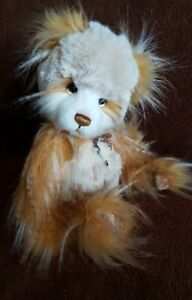 Charlie Bears Cheryl. 2020 Secret Collection. Only 1020 made! Plush. 34cm.As new