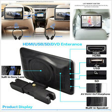 "10.1"" Hd Headrest Dvd Player Car Multimedia Back Seat Entertainment Monitor Kit (Fits: Dodge Intrepid)"