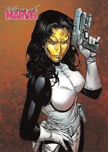 MADAME MASQUE / Women of Marvel 2008 BASE Trading Card #34