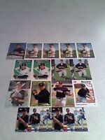 *****Mark Thompson*****  Lot of 85 cards.....18 DIFFERENT