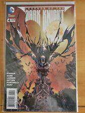 LEGENDS of the DARK KNIGHT #4 (2013 DC Comics) ~ VF/NM Book