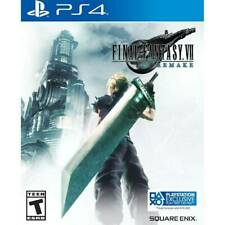 Final Fantasy VII Remake Standard Edition (PS4) Brand New (UNOPENED)