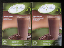 IDEAL PROTEIN CHOCOLATE DRINK MIX  (4 BOXES OF 7)