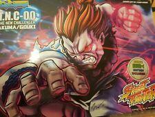 Big Boys Toys Street Fighter Tnc 00 Akuma Special Edition New