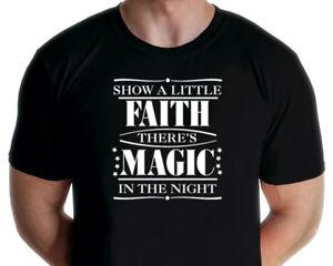 Bruce Springsteen - Show A Little Faith T-shirt (Jarod Art Design)