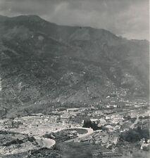 ITALIE c. 1940 - Panorama de la Ville de Suse  Italie - DIV8314