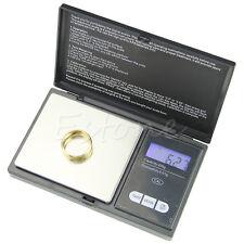 LCD Digital Pocket Mini Jewellery Scale Gram Balance Weight 200g x 0.01g