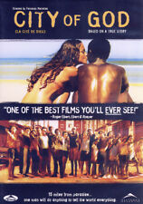 City Of God (Bilingual) (Canadian Release) New DVD