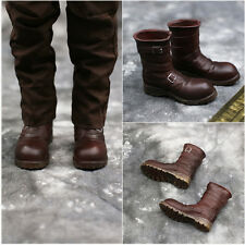 1/6 action figure toys VF003 In the brown boots Military boots in the hollow