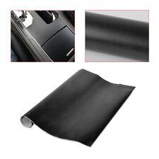 150x50cm Car Auto Vehicle Imitation Leather Texture Film Wrap Sheet Roll Sticker
