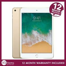 Apple iPad Mini 4 A1550 iOS 16GB Tablet Gold 8MP Wi-Fi Cellular Unlocked Grade A