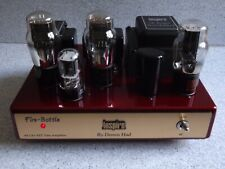 STEREO TUBE AMPLIFIER INSPIRE by DENNIS HAD 45/2A3 TRIODE SINGLE ENDED AMPLIFIER