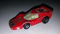 Vintage FANDANGO No. 35 Lesney Matchbox Rolamatics Superfast England Red Car