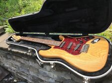 Bill Lawrence Swampkaster S Electric Guitar Swamp Ash With Stratocaster Case