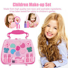 Kid For Girl Makeup Kit Children Gift Beauty Safety Toys Cosmetic Tools