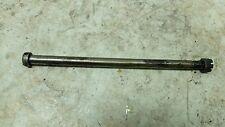 86 Suzuki VS700 VS 700 Intruder rear back axle shaft bolt