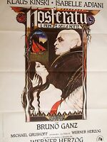 NOSFERATU THE VAMPIRE 1979 Klaus Kinski Werner Herzog Original 2 Sheet Poster