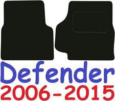 Land Rover Defender Nuevo 90 y 110 de lujo calidad adaptados Tapetes 2006 2007 2008 200