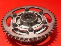 GSXR 600 SRAD REAR SPROCKET CARRIER 1997-2000