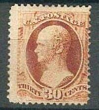 UNITED STATES  Sc 217   Mint  HR FVF