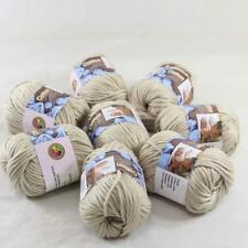 8BallsX50g Special Thick Worsted 100% Cotton Hand Knitting Yarn Aran 422-10