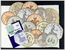 NEW  Mega Money Accessory with book  2014 by Financial Services Authority