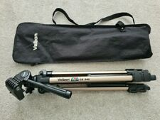 Velbon CX-540 Tripod with Bag Lightweight Titanium 3-way Panhead Photography