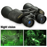Military Army Day/Night 180x100 Zoom Powerful Binoculars Optics Hunting Camping