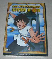 Les Mystérieuses Cités d'Or - DVD n°1 - Episodes 1 à 8 (NEUF, encore scellé)