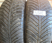 225 50 17 Goodyear Vector 94V 2255017 all weather part worn tyre 6mm x2