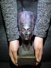 EGYPTIAN ANTIQUE ANTIQUITIES Nefertiti Akhenaten Wife Statue 1370-1336 BC
