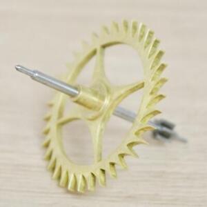18thC Antique 35 Teeth Escape Wheel Longcase Grandfather Clock - Clock Spares