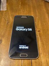 Samsung Galaxy S6 SM-G920 - 32GB - Black Onyx (Verizon)