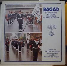 BAGAD DU G.E.M. ST-MANDRIER FRENCH SP DISCAZUR