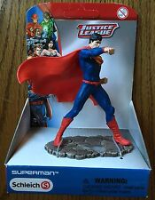 Schleich Superman, Fighting Justice League 4 inch Action figure NEW