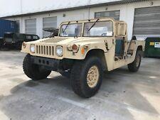 Hummer H1 - Humvee HMMWV AM General  6.5l diesel V8