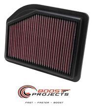 K&N Panel Air Filter 2012-2014 HONDA CR-V 2.4L L4 * 33-2477 *