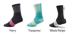Specialized SL-Tall Socks, Women's M/L (EU40-42), Select Color