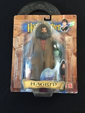 Harry Potter & the Sorcerer's Stone Hagrid Figure 2001 With Norbert Dragon