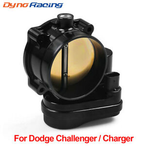 90mm Larger Throttle Body for 2005-2012 Dodge Challenger R/T SRT HEMI 5.7L 6.1L