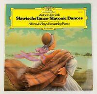Dvořák / Alfons & Aloys Kontarsky ~ Slawische Tänze • Slavonic Dances ~ 2531 349