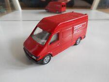"Siku Mercedes Sprinter ""PTT Post"" in Red"