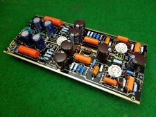 Famous circuit Tube Phono turntable Amplifier LP amp board  HIFI