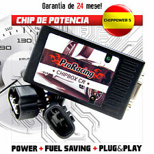 Chip de Potencia FORD FUSION 1.6 TDCI 90 CV Tuning Box PowerBox ChipTuning /CR1