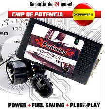 Chip de Potencia FORD FIESTA VI 1.4 TDCI 68 CV Tuning Box ChipBox PowerBox /CR1
