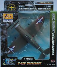 """Easy Model-p-47d razorback """"usa, 56th FG, 8th AF, usaaf, D (42-7877)"""" 1:72 Nouveau/OVP"""